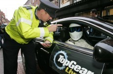Will the Stig be doing a time trial in the Ring of Kerry?