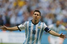 Lionel Messi fails to make FIFA list of top 10 World Cup players