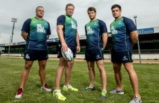 Connacht veteran Swift eager to dole out 'hard lessons' to Ireland U20 heroes