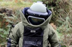 Viable explosive device made safe in Carrickmines