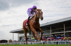 Australia dashes to double Derby success at The Curragh