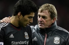 Dalglish expects Liverpool to stand by Suarez