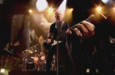 Metallica rocked Glastonbury with Whiskey in the Jar and everyone lost it