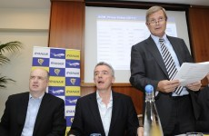 Ryanair's No. 2 is stepping down, but they've got a replacement already lined up