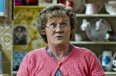 Mrs Brown's Boys had the biggest ever opening weekend for an Irish movie*