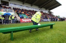 Sideline cut: Ciaran Murphy's pitchside perspective