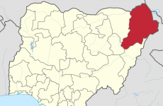 Church attacks leave 54 dead in northeast Nigeria ahead of World Cup match