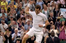 Murray shines as rain continues to hamper Wimbledon rivals