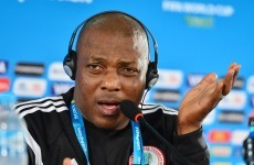 'A lot of mistakes is questionable' - Nigeria coach hits out at ref's display after France loss