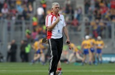 'Ideally it shouldn't be changed halfway through a season' - Cork legend on the Nash rule