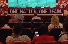 Letter from Brazil: Fans living the American Dream ahead of last-16 showdown