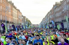 It's not too late to start training for the Dublin Marathon