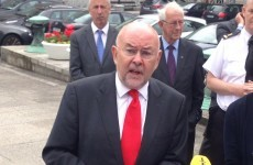 Minister for Education Ruairí Quinn has resigned from Cabinet