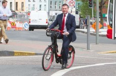 What do you make of the new black and red public bikes for Cork, Limerick, and Galway?