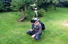 Ever wanted to see the world in third-person? This prototype gives you that chance