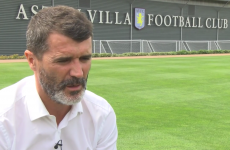 'Premier League is the place to be': Roy Keane braced for massive challenge at Villa