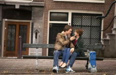 Someone stole a bench used in The Fault In Our Stars from a street in Amsterdam