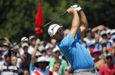 McDowell six shots off sizzling Stadler's lead at French Open