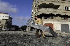 Israel moves forces to border as rockets fired from Gaza