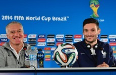 Life inside the Maracanã media centre, questions through a translator and rejoining the pack