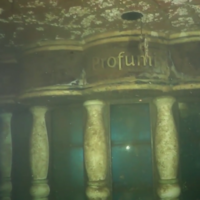 Watch: This is what it's like to swim around the sunken Costa Concordia