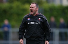 Aidan O'Rourke steps down as Louth football manager