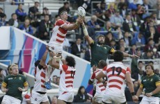 The Irish connection behind one of Japan's Rugby World Cup heroes