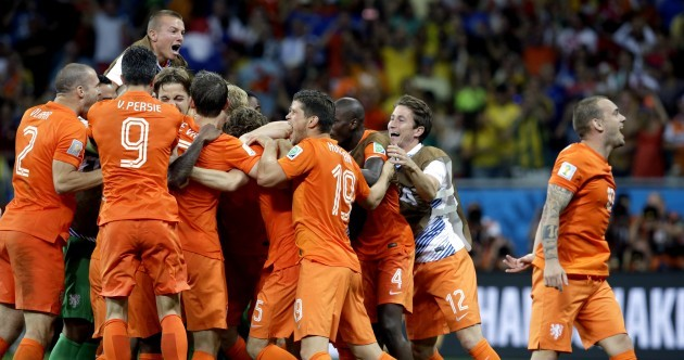 Krul exit for Costa Rica as Netherlands hold their nerve to reach World Cup semi-final