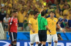 Brazil put logic to one side as they appeal Thiago Silva yellow card