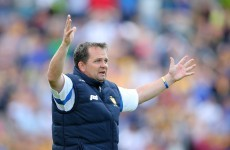 'This rule is a joke' -- Davy Fitz rails against Podge Collins red card