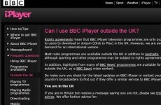 BBC launches a global version of the iPlayer
