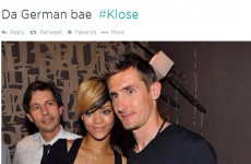 The story of the World Cup so far (according to Rihanna)