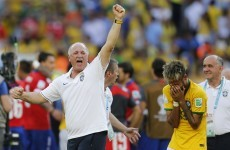 Brazil must forget the golden boy and place fate in the hands of Big Phil