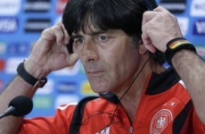 Brazil players' behaviour not acceptable, says Löw