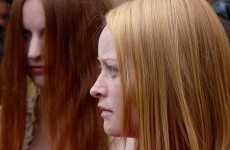 Gingers could go extinct due to warming temperatures