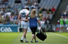 Kildare hopeful that Paddy Brophy's back injury will clear up before Down clash