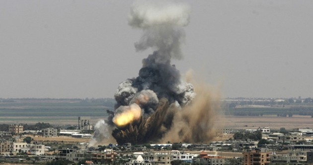Israel approves call-up of 40,000 reservists for potential Gaza assault