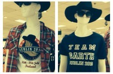 There's a LOT of leftover Garth Brooks merchandise still for sale