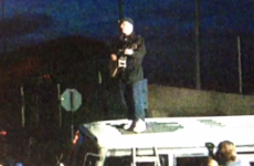 Remember when Garth Brooks was happy to play on top of a minibus in Bray?