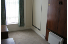 This tiny Dublin bedsit is certainly space-efficient