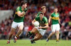 James O'Donoghue's MOTM display for Kerry summed up in one brilliant graphic