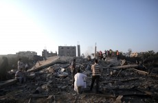 28 dead as Israel pounds Gaza Strip
