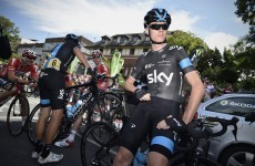 Defending champion Chris Froome crashes out of Tour de France