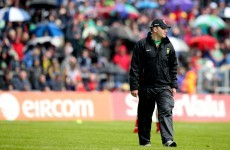 'We overdo highs and overdo lows': Mayo crisis talk an over-reaction, says Horan