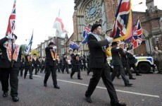 The Orange Order distances itself from potential disruption tomorrow
