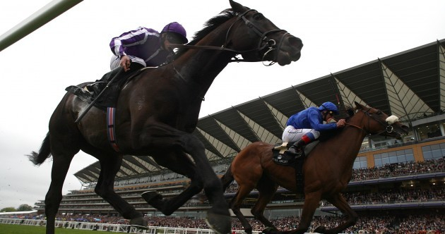 Think again: Dettori and Rewilding land Ascot upset
