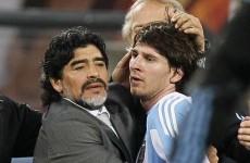 Maradona: 'Messi will define World Cup final'