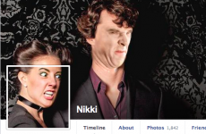 This woman's Facebook cover photos put everyone else's to shame