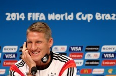 Schweinsteiger pays tribute to 'leader of the pack' Mascherano