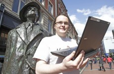 "Software developer cracks Ulysses puzzle ""to cross Dublin without passing a pub"""
